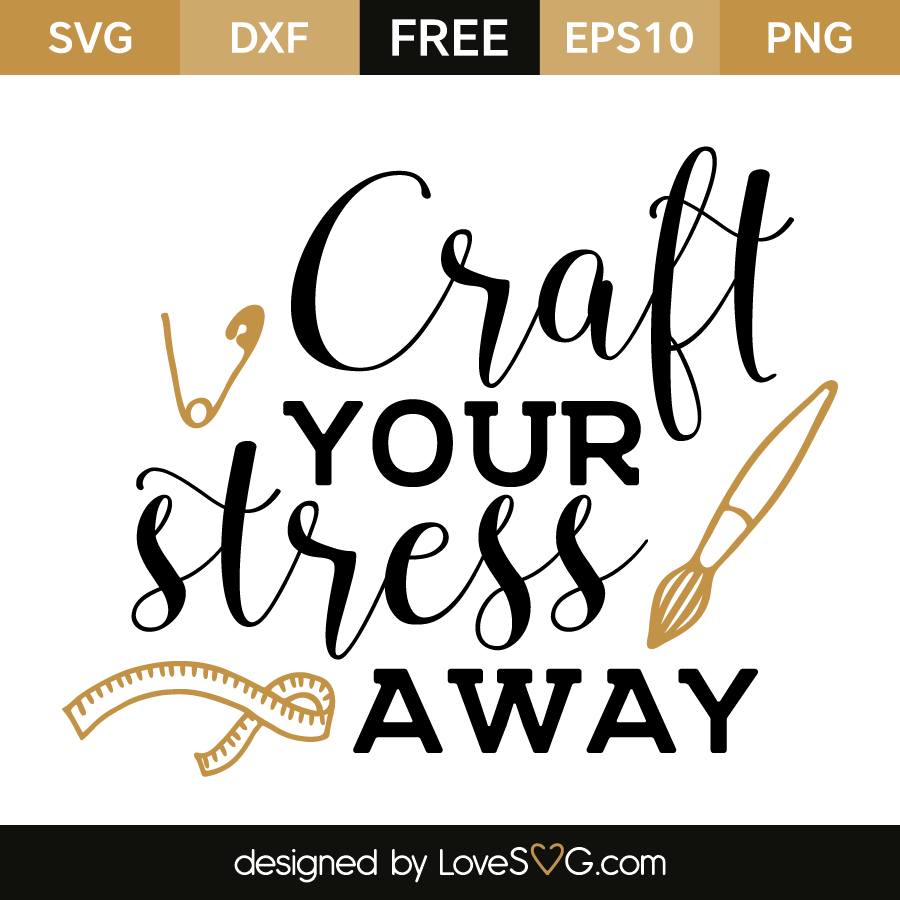 Download Free SVG files - Craft | Lovesvg.com