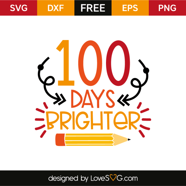 100 Days Brighter