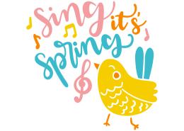 Sing its spring