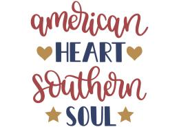 American heart southern soul