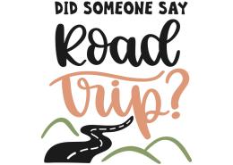 Did someone say road trip
