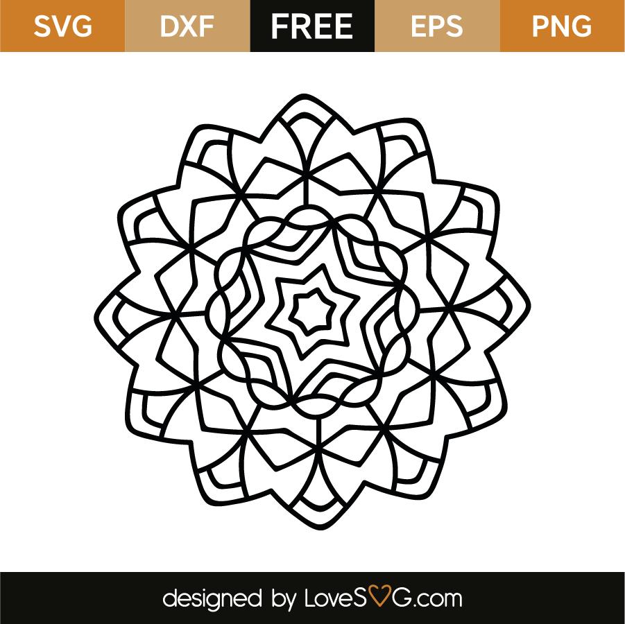 Download Mandala   Lovesvg.com
