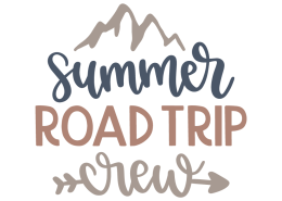 Summer road trip crew