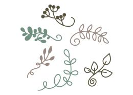 Floral elements