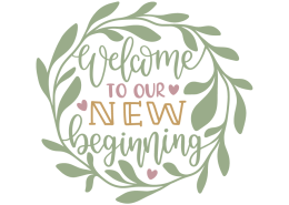 Welcome to our new beginning