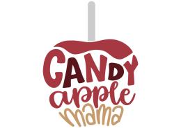 Candy apple mama