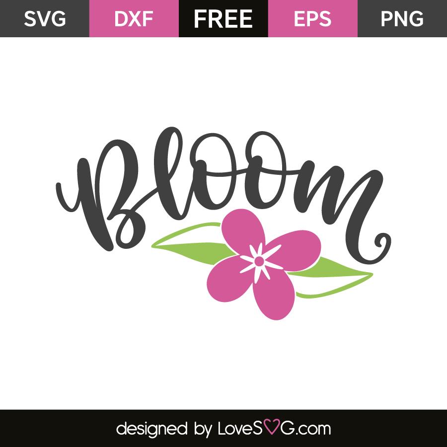 Download Bloom - Lovesvg.com