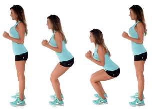 Image result for Squat Steps