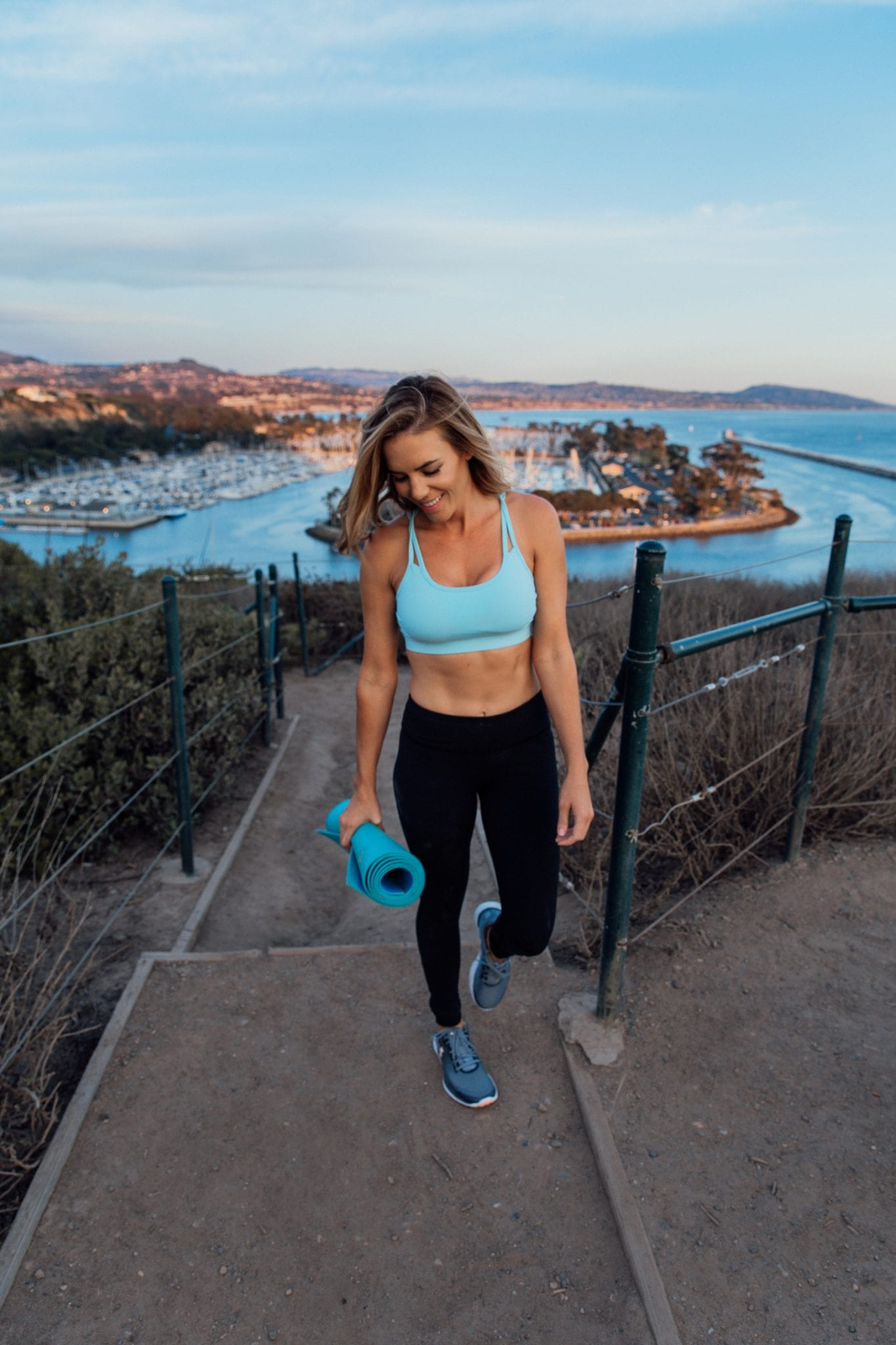 A New Kind Of Fitness Goal
