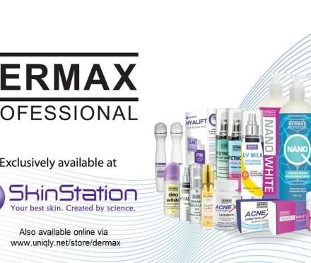 Teacher Beauty Finds: SkinStation Represents DERMAX Professional Skin Care