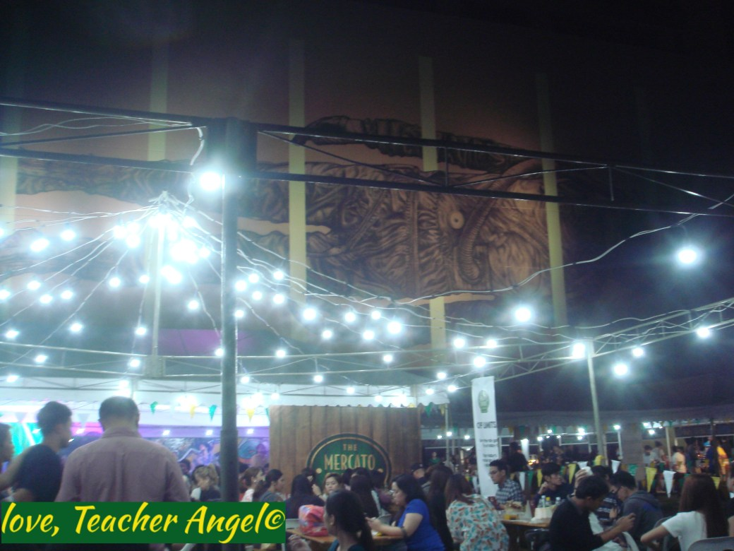#TeacherEats@BGC: Mercato Centrale at BGC has landed…in a better location!