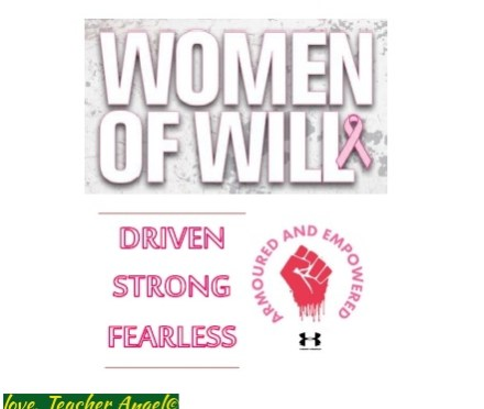 "Teacher's Sports Fest: Under Armour Promotes Women Empowerment through ""Women of Will"""