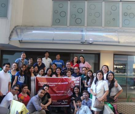 Teacher Insights: Merry Christmas Party for Bloggers with Filipino Bloggers Network