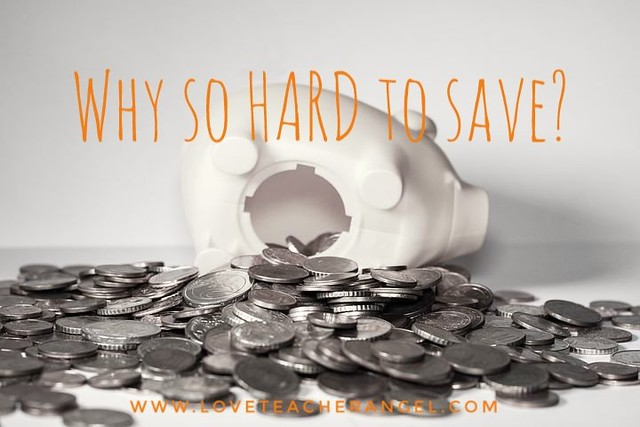 Why is it SO HARD to Save?