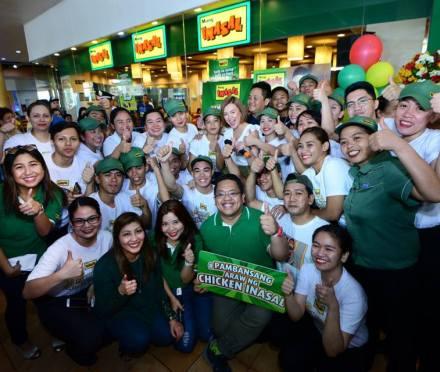 """Teacher Eats: Mang Inasal's """"Pambansang Araw ng Chicken Inasal"""" succeed best"""