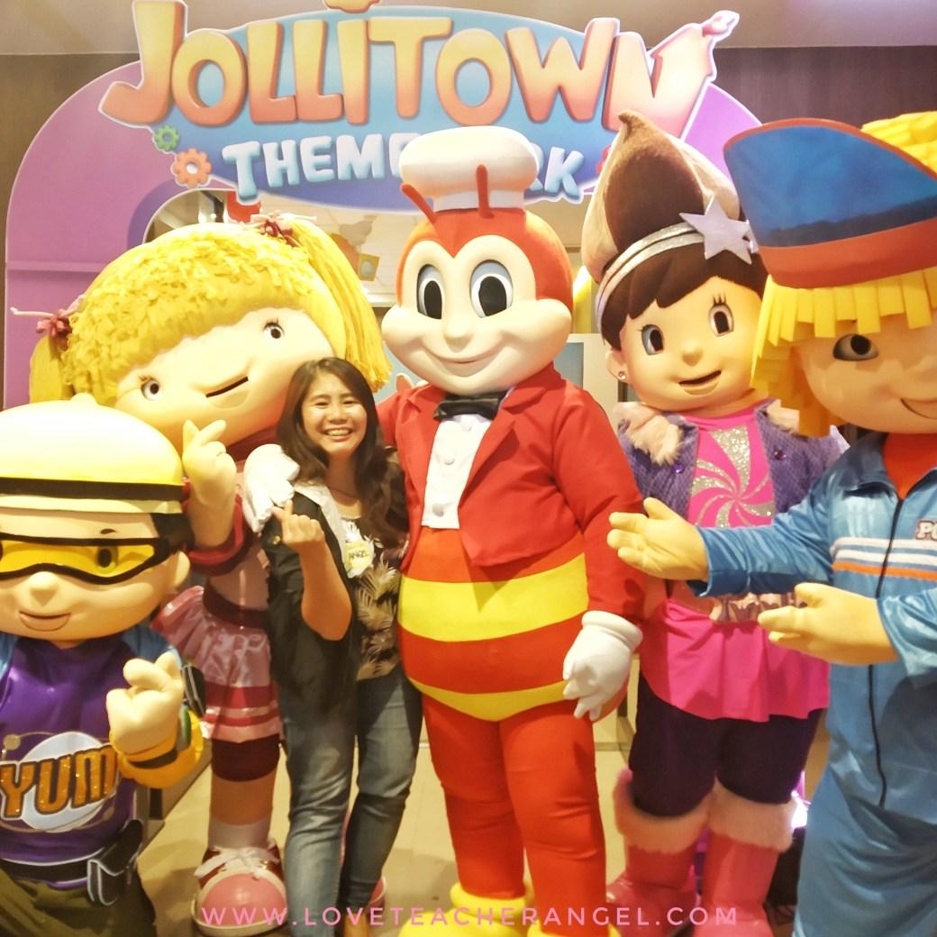 "Teacher Insights: Have a Jolly Summer Birthday at ""Jollitown Theme Park"""