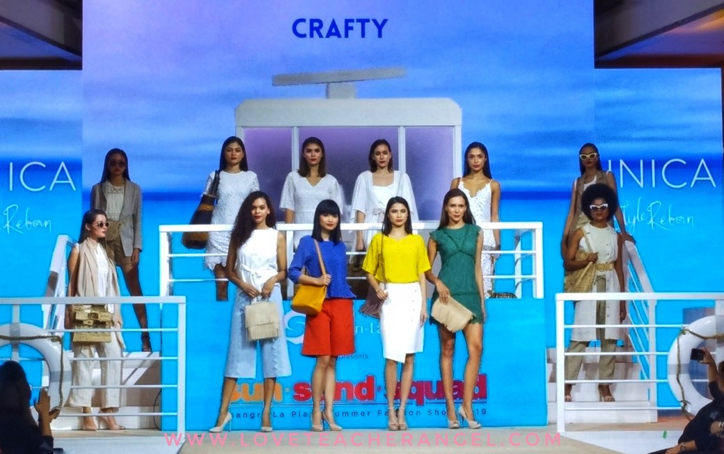 Teacher Beauty Finds: Sun, Sand, and Squad Fashion Faves at Shangri-La Mall