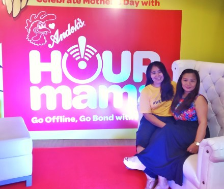 Teacher Insights: Make More Time with your Mama at #HourMama and Andok's