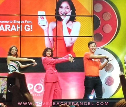 Teacher Insights: See Sarah G. Newest Commercial for Shopee 6.6 - 7.7 Lowest Price Sale