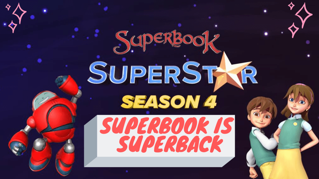 Christian Matters: Batang Superbook, Gear UP! As #SuperBookIsSuperback every Sunday!