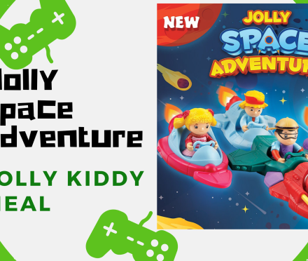 Teacher Insights: Journey to different galaxies with the Jollibee's Joly Space Adventure toys