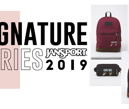 """Teacher's OOTD: See the NEWEST Line of JanSport Collection """"Signature Series"""""""