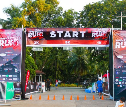 Teacher Sports Fest: Casino Filipino supports RED Sports' Shake, Rattle & Run: Engkan2