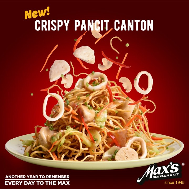 Teacher Eats: Complete Any Celebrations with Max's Crispy Pansit Canton