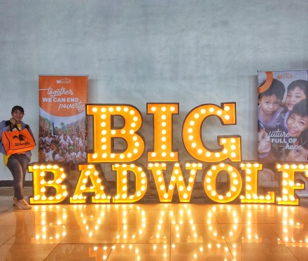 Teacher Reads: Share Your Love for Books at Big Bad Wolf Book Sale