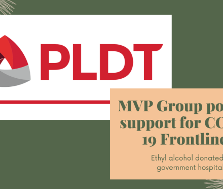Teacher Insights: MVP Group pours in support for COVID-19 Frontliners