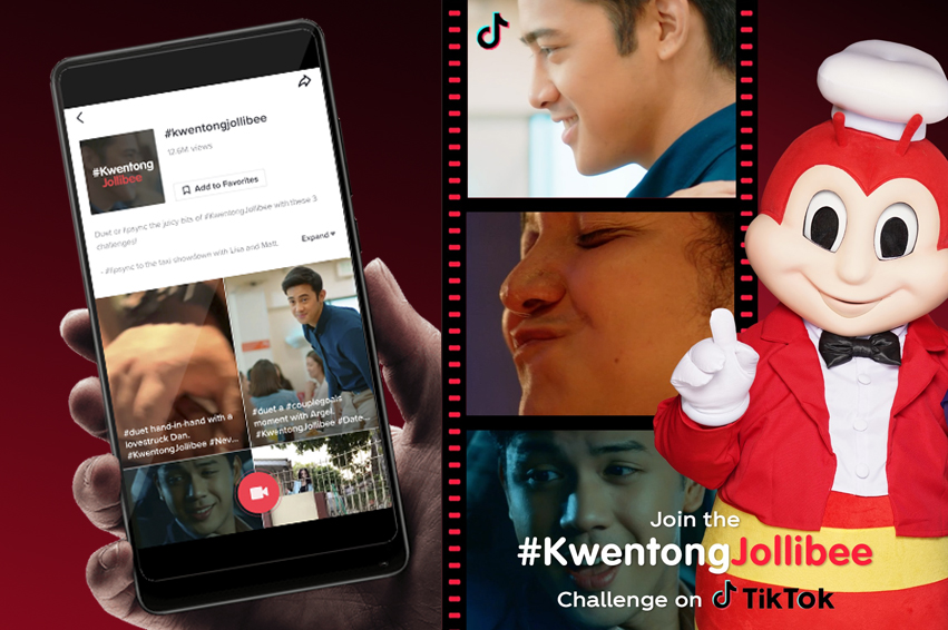 Teacher Insights: Jollibee launches TikTok channel, challenges users to act out #KwentongJollibee scenes