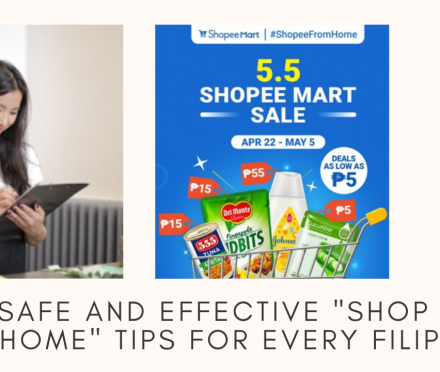 """Teacher Insights: 5 Safe and Effective """"Shop from Home"""" Tips For Every Filipino"""