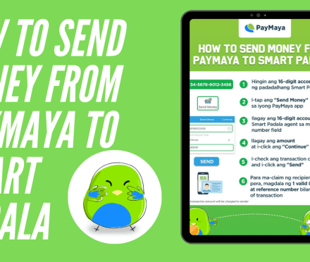 Teacher Insights: How to Send Money from PayMaya to Smart Padala