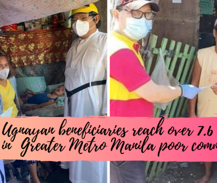 Teacher Insights: Project Ugnayan beneficiaries reach over 7.6 million people in  Greater Metro Manila poor communities