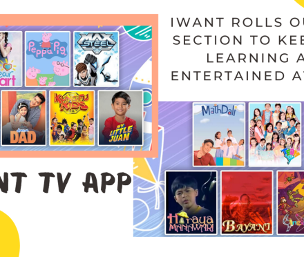 Teacher Insights: Make iWant TV App Child-Friendly During COVID-19 Quarantine Period