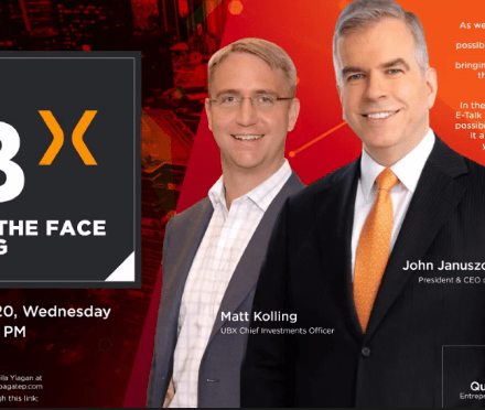 UBX: Changing the Face of Banking in Effective and Powerful Way
