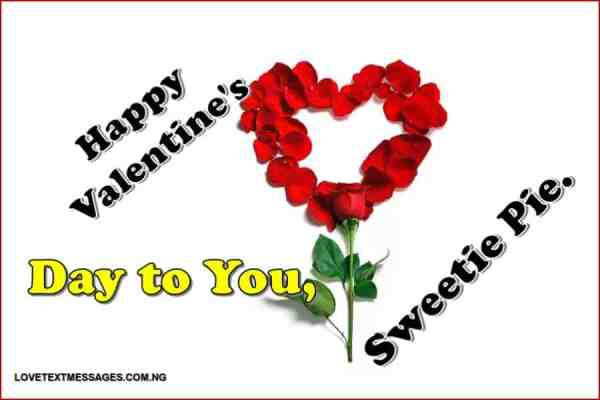 Valentine SMS for Girlfriend