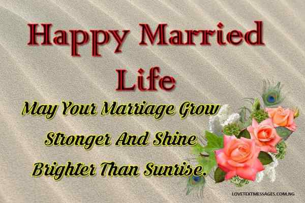 Wedding Wishes Message