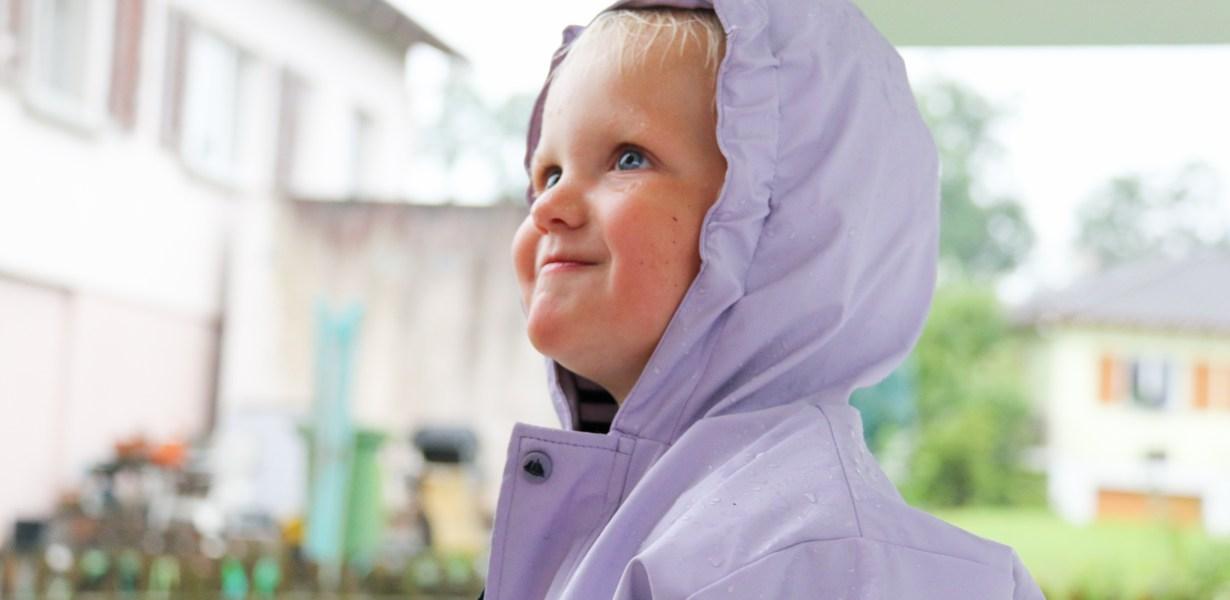 Een leuke regenjas vinden is heel eenvoudig!
