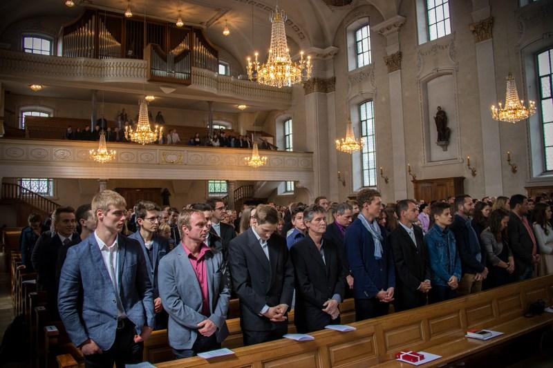Firmung Katholische Kirche Altstätten