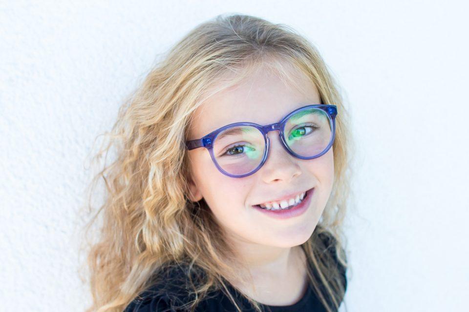 Eva kinderbril polette
