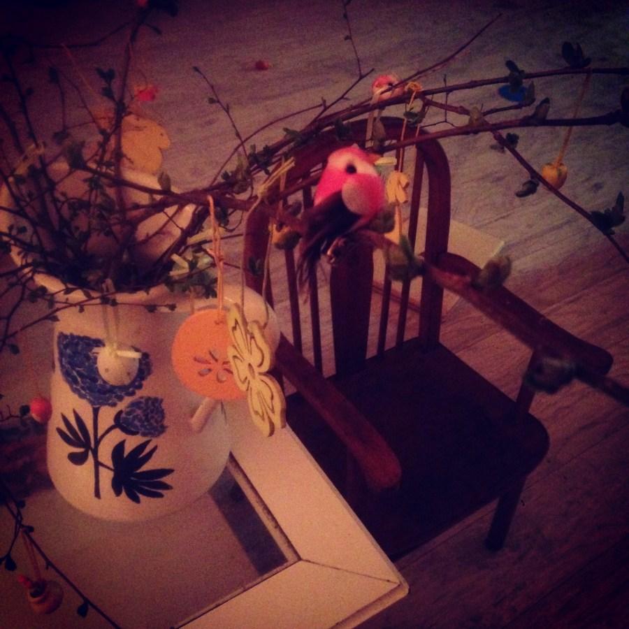 En verder deze week? Onze gedachtes zijn vooral bij de eigenaar van deze stoel...