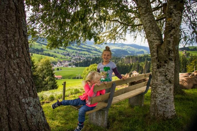 Gezinswandeling in Schwellbrunn   Rätselweg