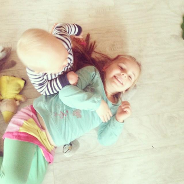 Ze zijn zo lief en leuk samen