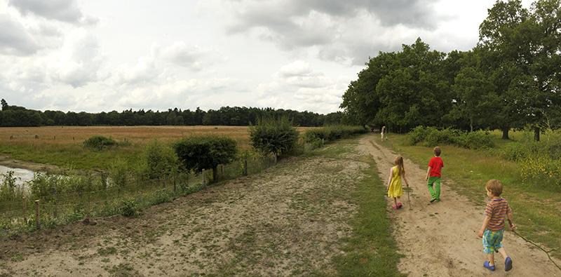 Panorama Houdringe drie kindjes[b]