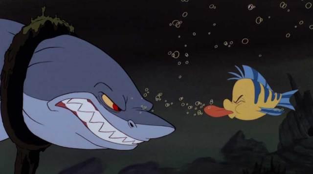 4. Wist je dat de haai ook een naam had. Hij heet GLUT.  Er was nog een scene waarbij hij revenge wilde nemen op Botje, maar die scene is er uiteindelijk uitgehaald. Gut dus.