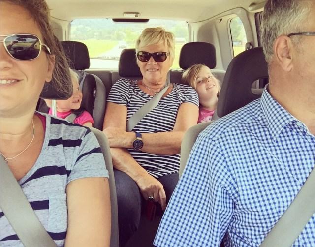 Woensdag gaan ik met mijn ouders naar Rappenlochschlucht