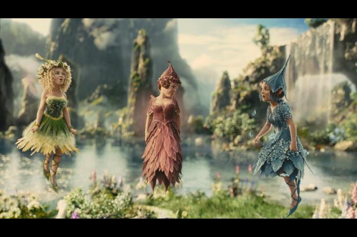 De drie goede feeën zijn fantastisch