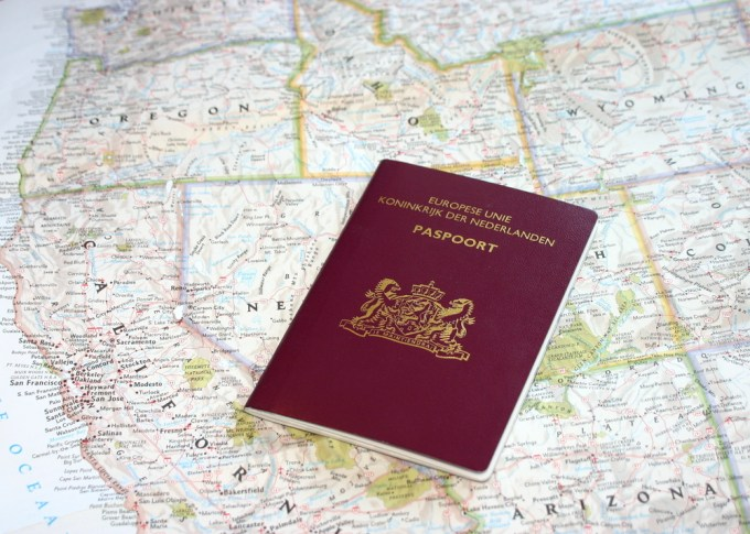 verhuizen naar het buitenland