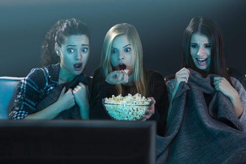 Lekker griezelen met Netflix!